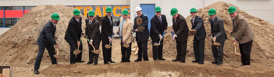 Burman breaks ground on Majestic Honda