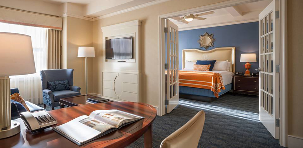 The Providence Biltmore Completes Full Property Guest Room Renovation