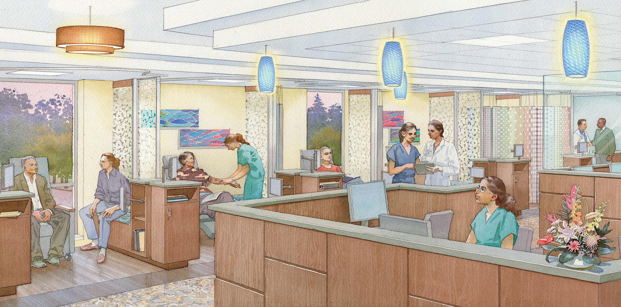 SCH raises the bar with new cancer care center