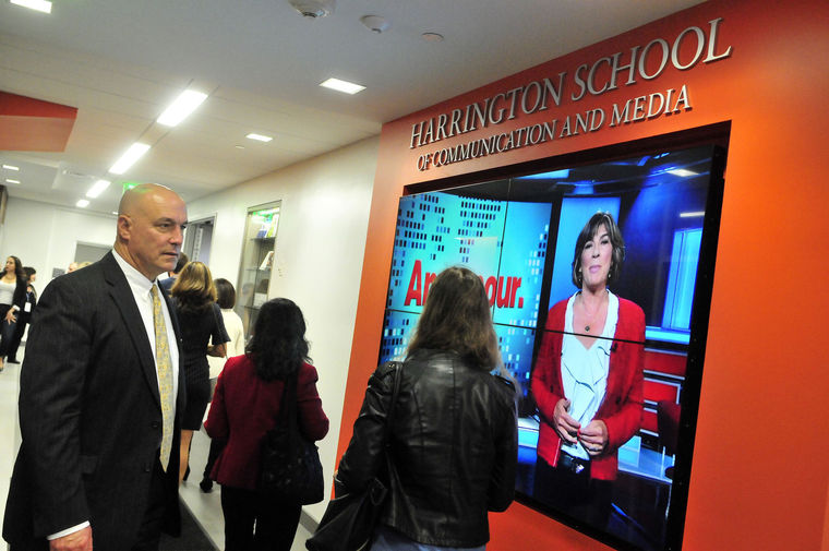 URI's new media center touted as 'transformational' tool