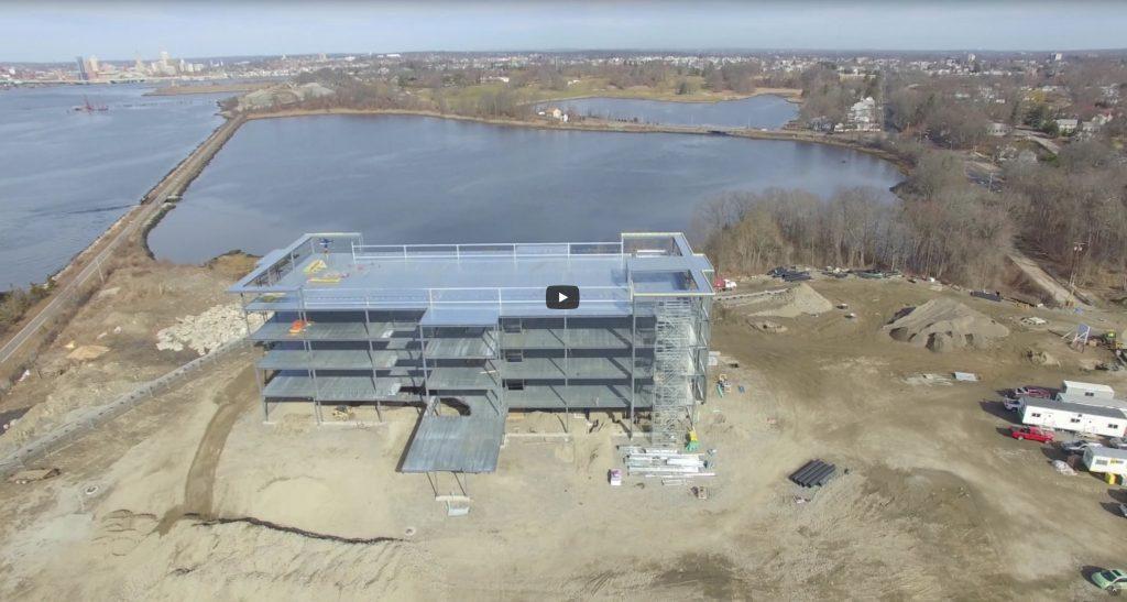 University Orthopedics Progress U2013 Drone Video