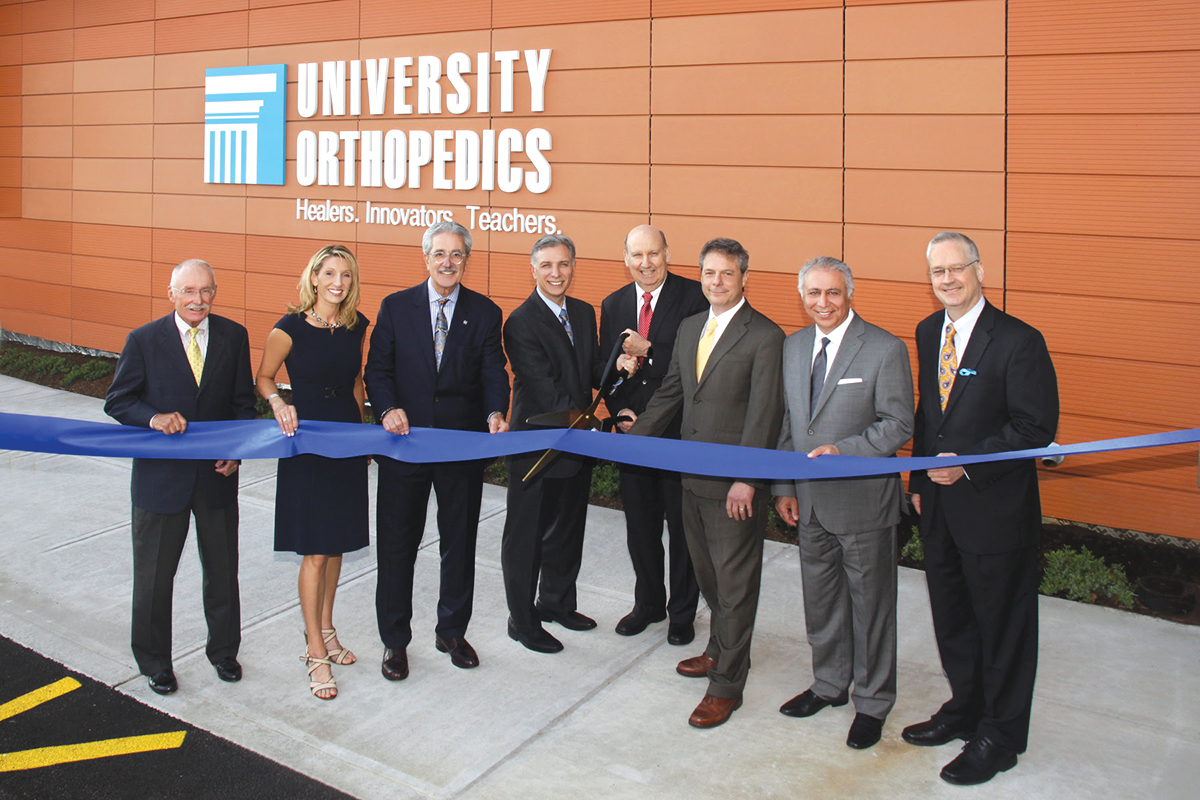University Orthopedics hosts ribbon cutting for 90,000 s/f