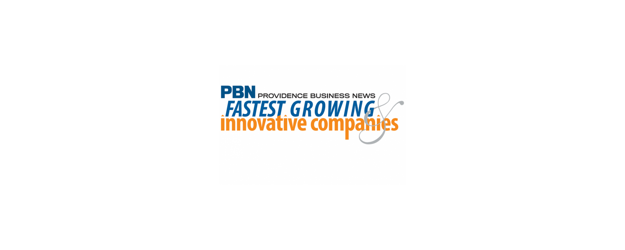PBN announces 2018 Fastest Growing & Innovative Companies